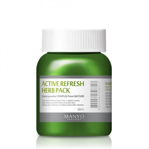 ACTIVE REFRESH HERB PACK
