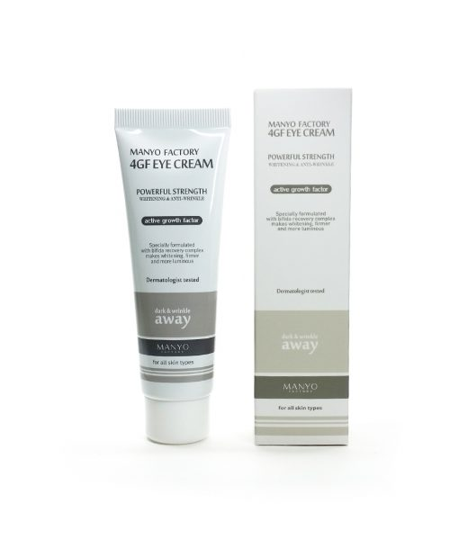 4gf eye cream and pack