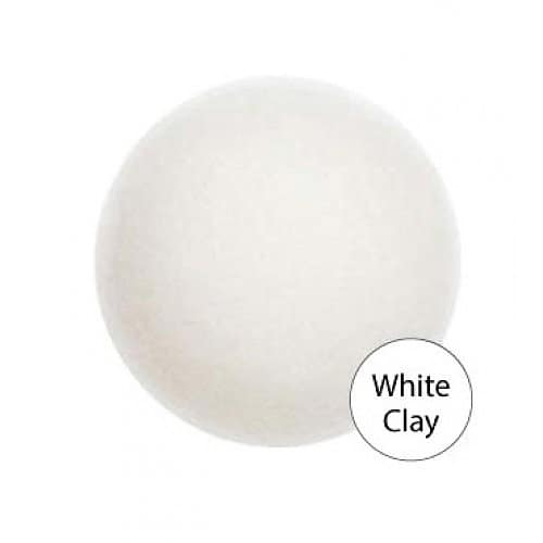 NATURAL KONJAC CLEANSING PUFF (WHITE CLAY)