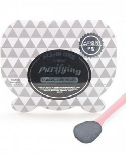 Purifying Charcoal Modelling Mask