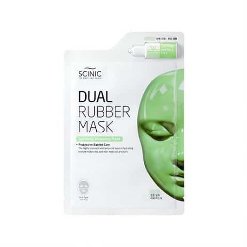DUAL RUBBER MASK [SOOTHING]