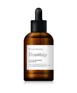 Rosehip whitening oil