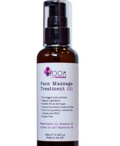 Face Massage Treatment Oil
