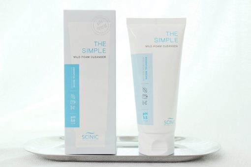 THE SIMPLE MILD FOAM CLEANSER
